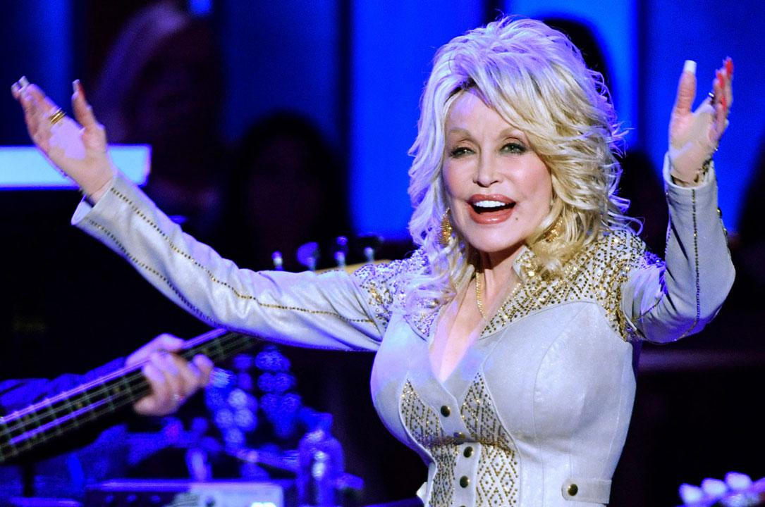 Queen of Country, Dolly Parton, Donated $1 Million to Vaccine Research